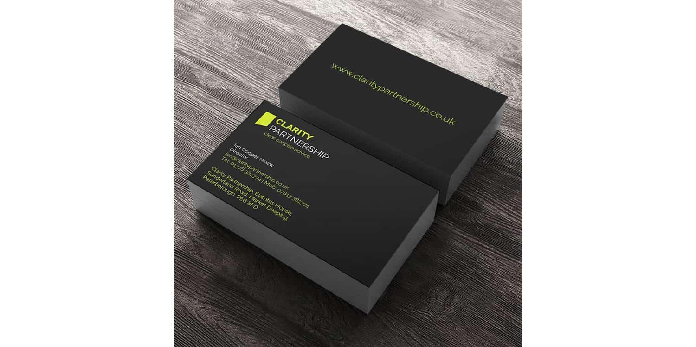 Design Clarity Partnership Gent Beecham Design And Marketing